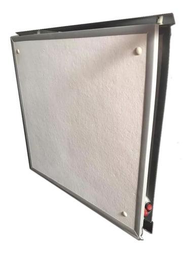 panel electrico 500w chapa deflectora estufa bajo consumo