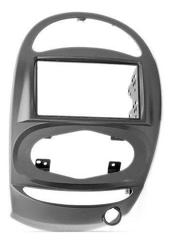 panel frontal chery x1 para reproductor 2 din original