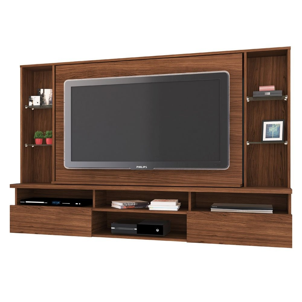 Panel Giratorio Rack De Tv Led Lcd Home Mueble Comedor 12c  # Muebles Giratorios Para Tv