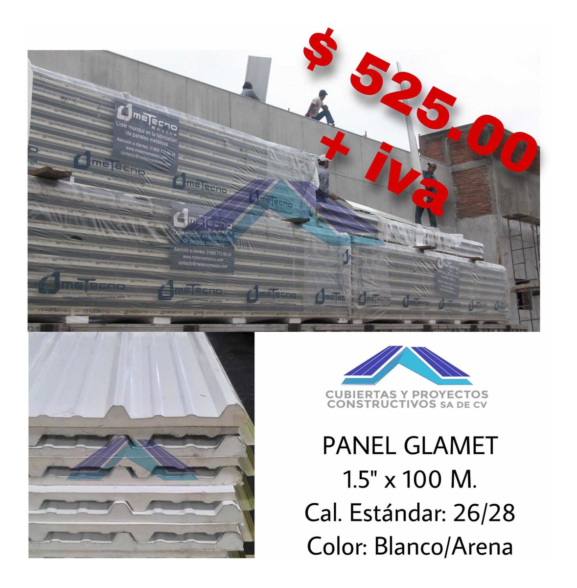 panel glamet o multipanel