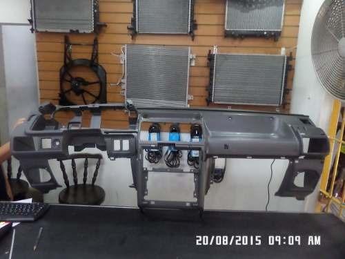 panel instrumento tablero mitsubishi montero dakar original