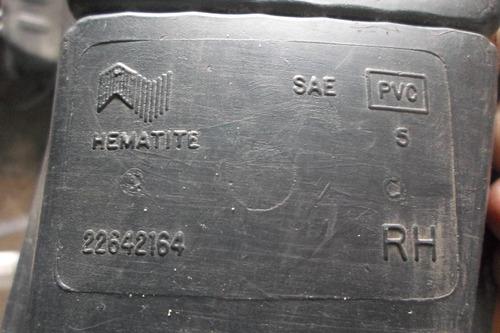 panel interior de la cubierta derecha silverado 2004-2005