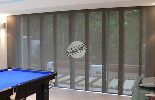 panel japonés panel deslizante para ventanas y puertas