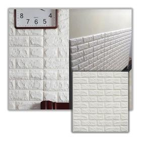 Panel Lamina Revestimiento 3d Adhesivo Para Pared Muro Tapiz