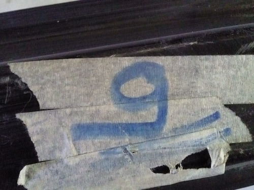 panel lateral derecho puerta delantera fiat palio 2004  2009