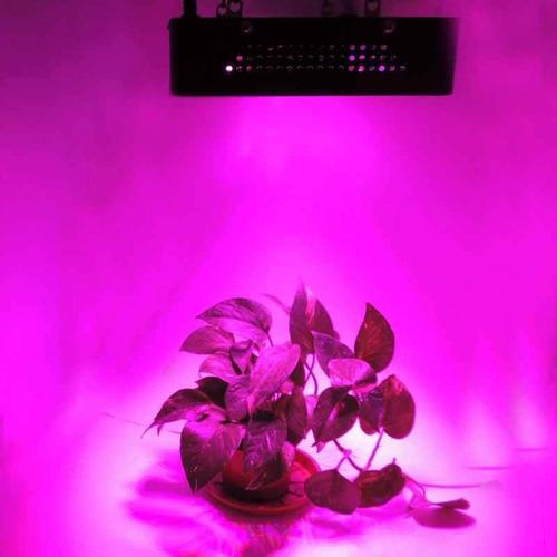 panel led 100w cultivo indoor vegetacion y floracion caseros