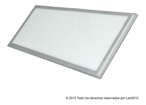 panel led 120*30 para hormigon o yeso dimmerizable