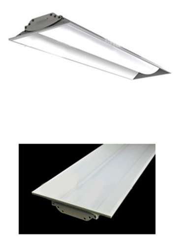 panel led 120x30 42w luz pura - tecsys