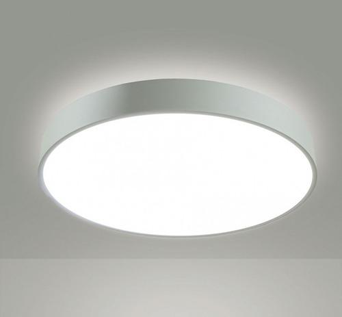 panel led 15w. marco color aluminio elegante y fino diseño