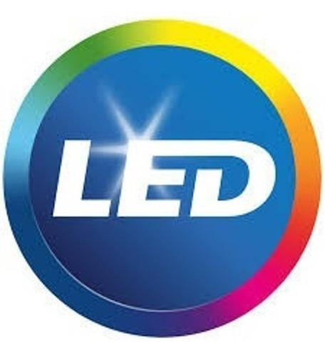 panel led 18w cuadrado spot embutir luz neutra/fria candil