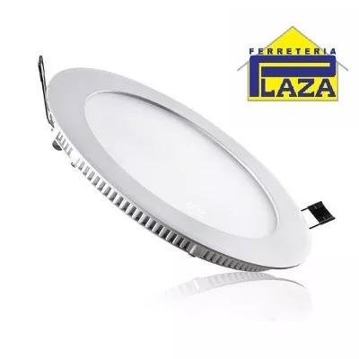 panel led 18w embutir yeso luz blanca eficiencia a