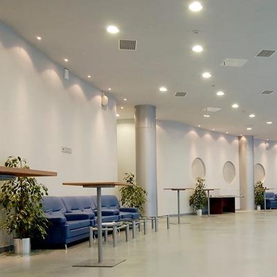 panel led 24w plafon redondo exterior luz calida fria neutr#