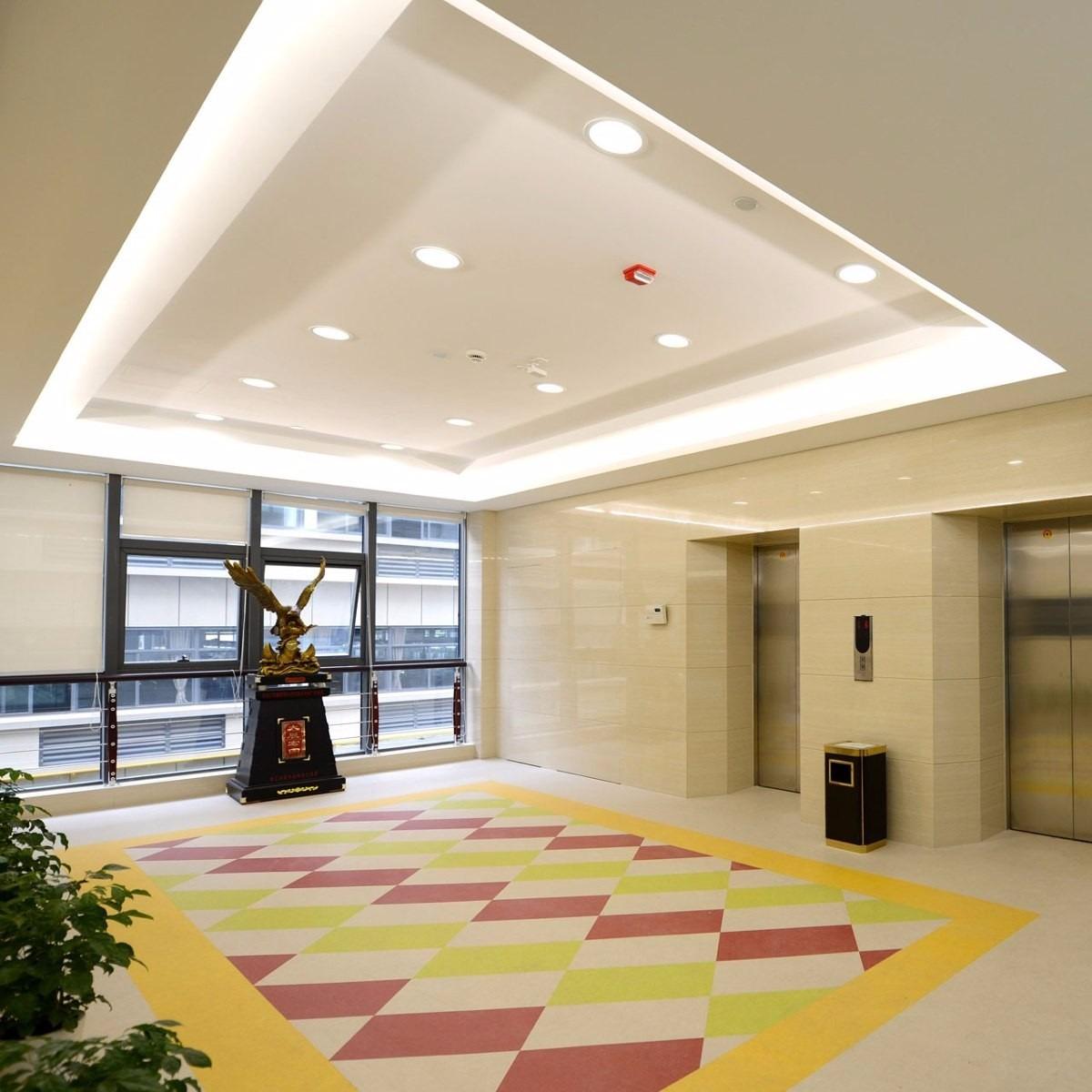 Panel led 3w luz empotrada de techo 290 00 en mercado - Luz de techo ...