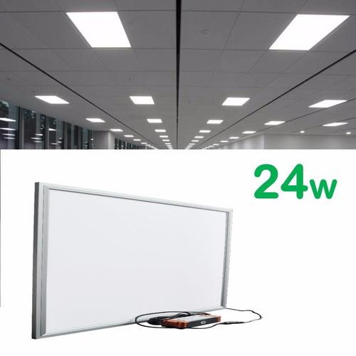 panel led blanco calido y frio 60x60cm 48 watts super slim.