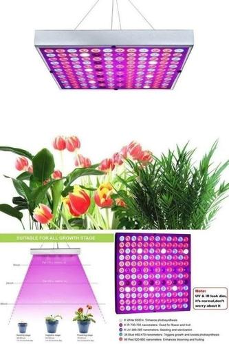 panel led indoor ultra espectro 1200w - todo tipo de cultivo