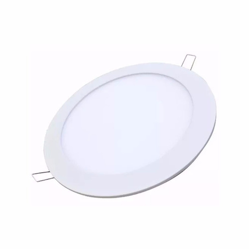 panel led lampara techo empotrar 18w luz blanca  mayor