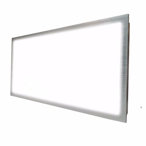 panel led para plafon 22w 60x30 mampara iluminacion