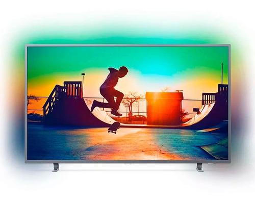panel led philips 55  smart 4k ambilight