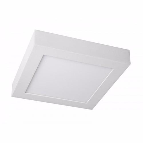panel led plafon cuadrado 18w luz calida 3000k 220v