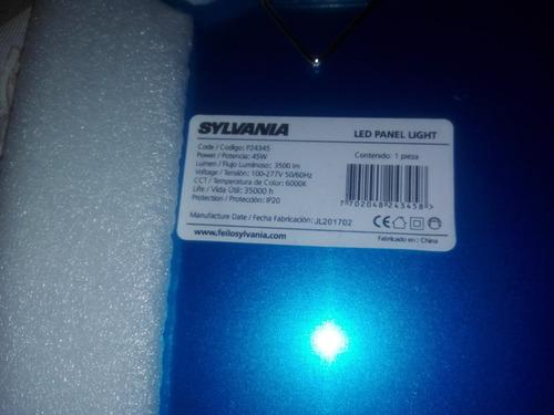 panel led sylvania 60x60 45w 6k