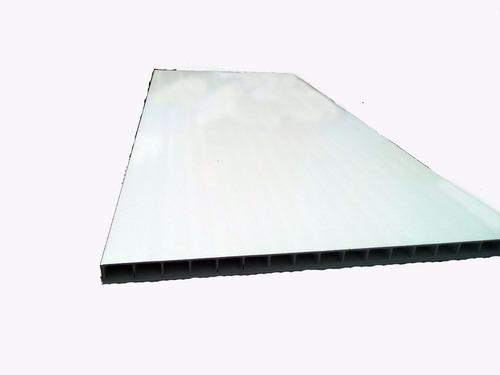 panel losa pvc techo 6 mt x 0.80 cavas paredes cerramientos