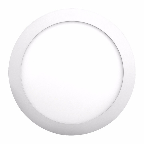 panel luces led cicular 12 w