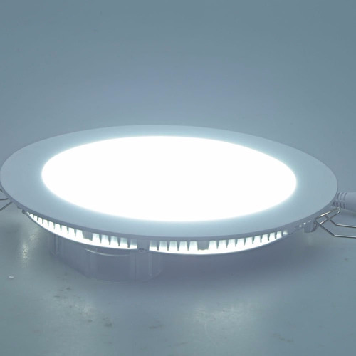 panel luz led 18w luces gypsum - varios modelos decoración