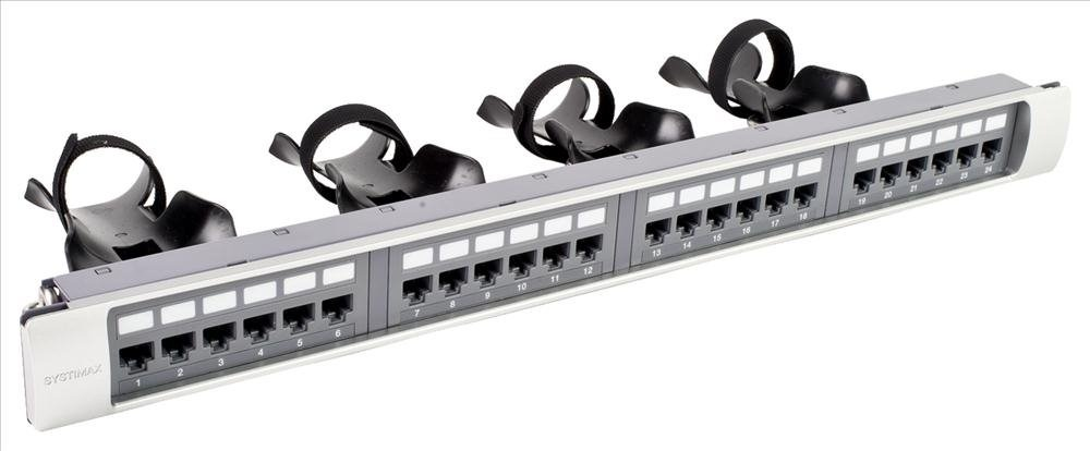 SYSTIMAX 360 iPatch 1100GS3 48 Port Patch Panel