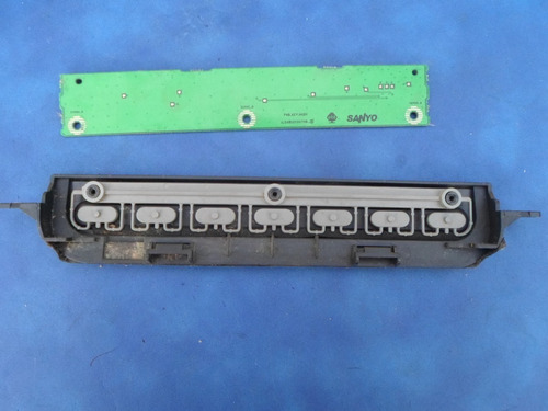panel mando frontal manual lcd sanyo 32