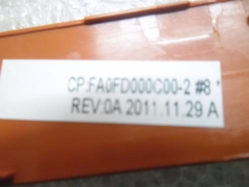 panel marco de teclado fa0fd000c00-2 notebook dell e6420