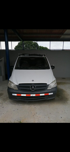 panel mercedes-benz vito 2008