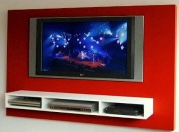 panel - modulo - mesa tv - lcd - rack - modulares