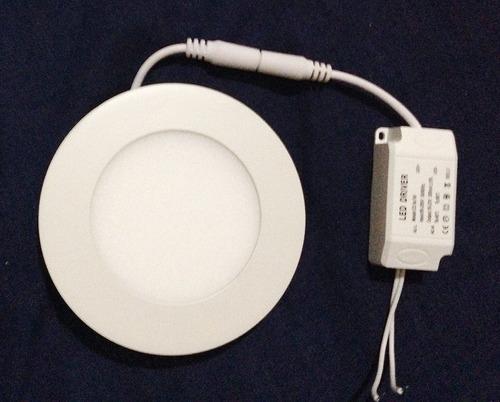 panel o lampara led tipo panel 6w