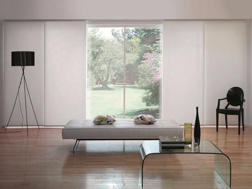 panel oriental premium 2 vias 4 paños sun sccreen 5% 2m x 2m