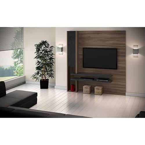 panel para lcd led modular mueble organizador angulema