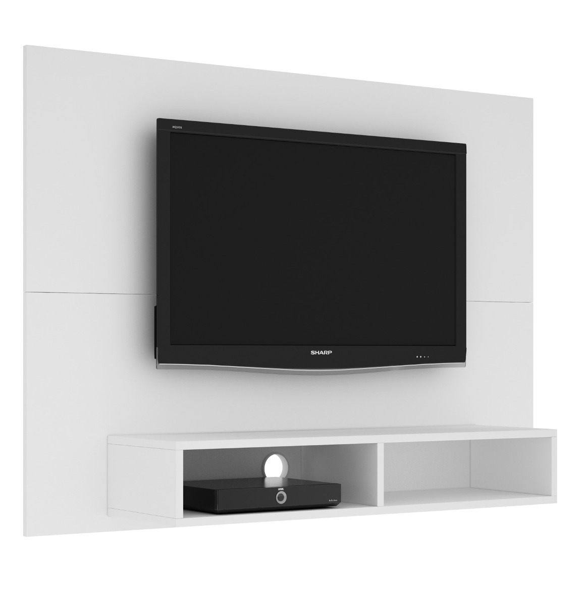 F R P Panel ~ Panel para pantalla hasta blanco r p