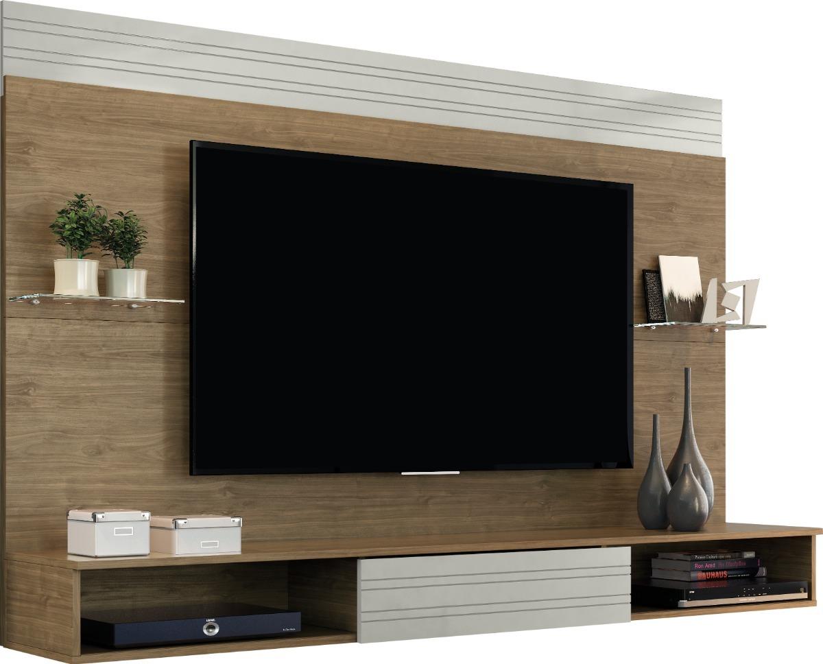 Sala Para Tv Moderna.Panel Para Tv Juazeiro Avellana Moderno Mueble De Tv Salas