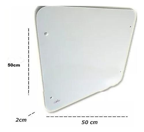 panel placa calefactor 480w bajo consumo estufa electrica