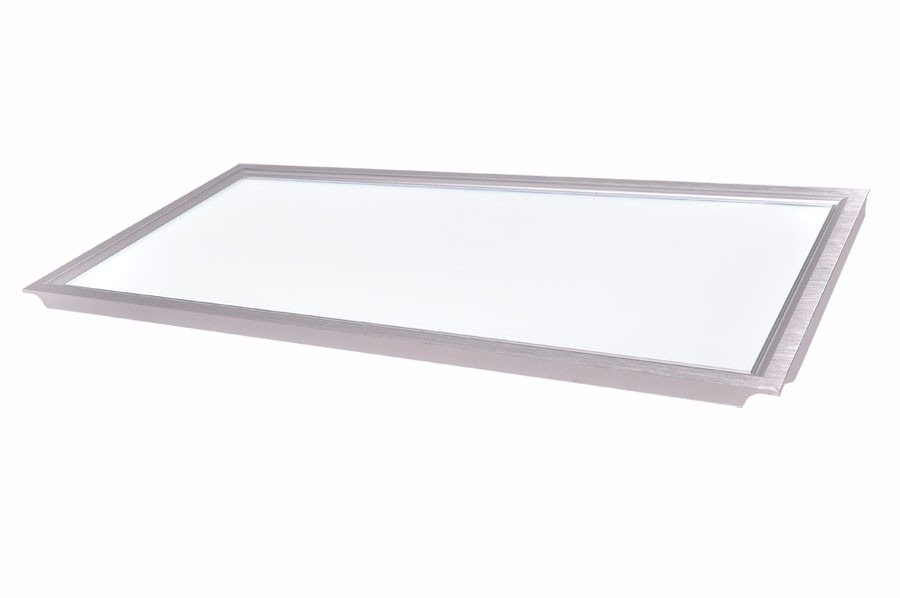 Panel plafon led rectangular 40w 300x600x12 for Plafon led cocina rectangular