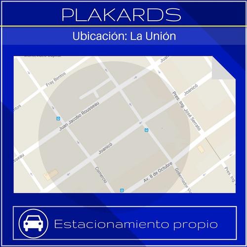 panel ranurado | exhibidor | comercio - oficina #plakards