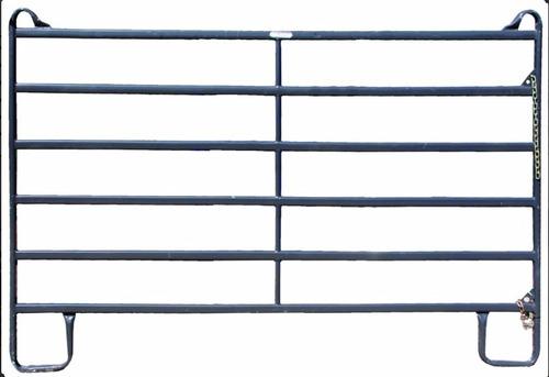 panel reforzado priefert, de 2.92 mts para corral importado
