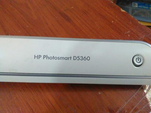 panel sin flex hp photosmart d5360