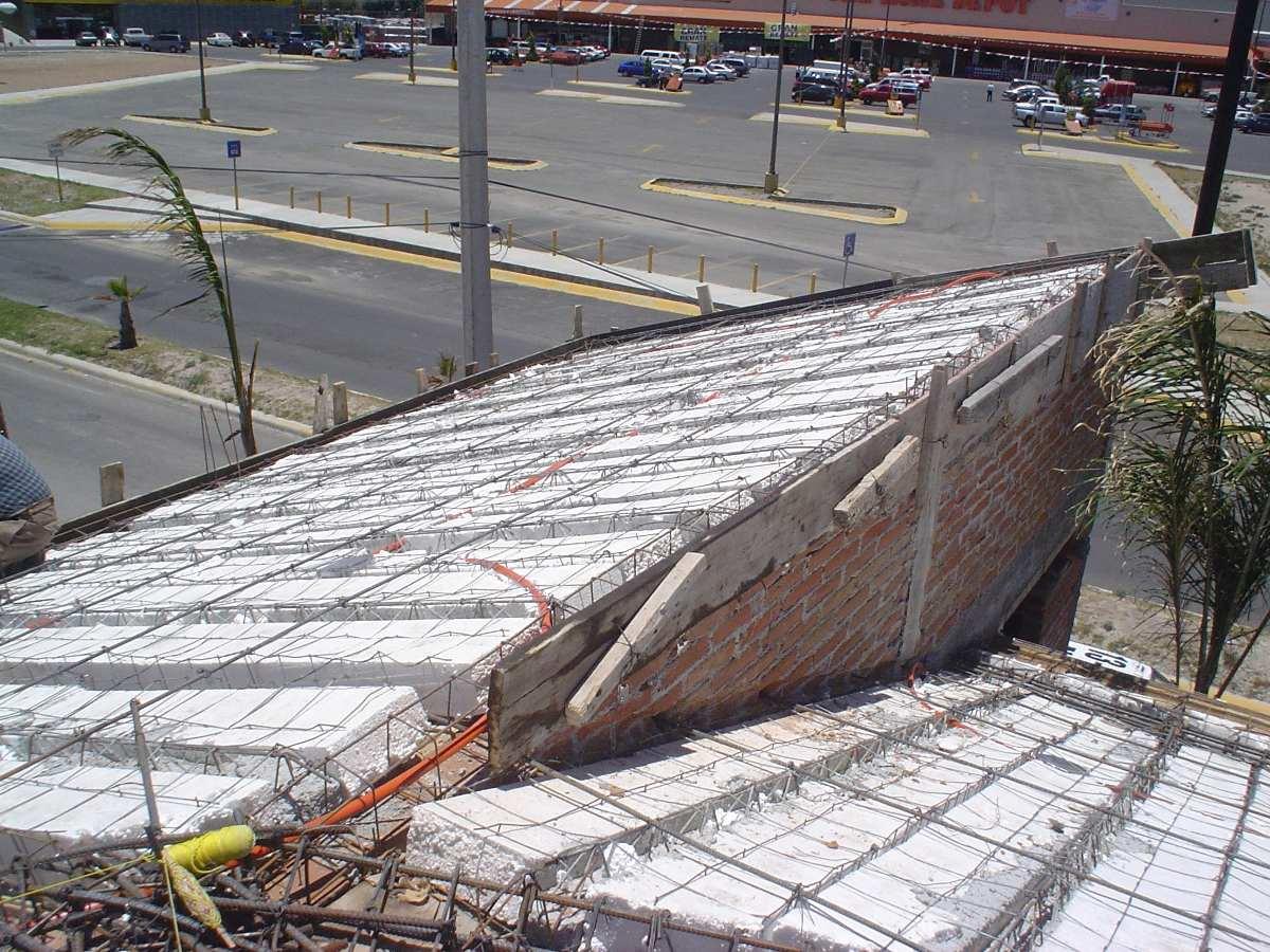 Panel siontec para construcci n de muros y losas 2 3 y 4 for Precio del mercado de concreto encerado
