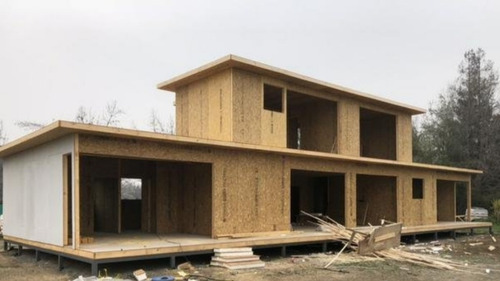 panel sip para casas prefabricadas economicas