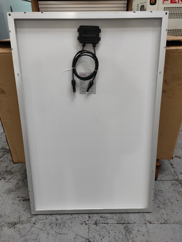 panel solar 100w 12v calidad a - pantalla energia
