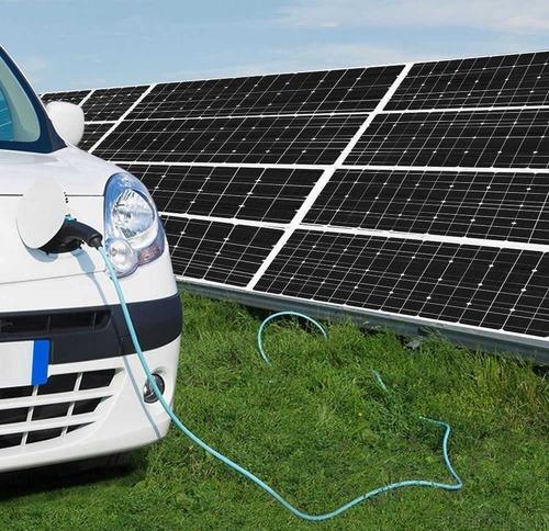 panel solar 100w go solar fotovoltaico monocristalino