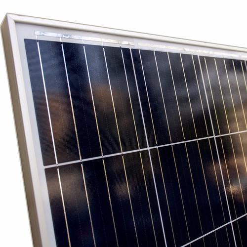 panel solar 150 w policristalino + mc4 + diodos + envío