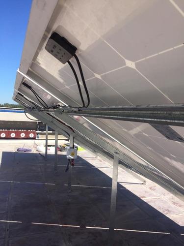 panel solar 160w go solar fotovoltaico monocristalino