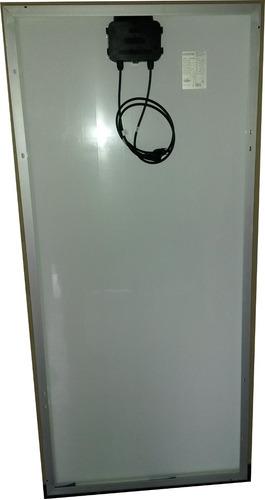 panel solar 160w luxen profesional clase a