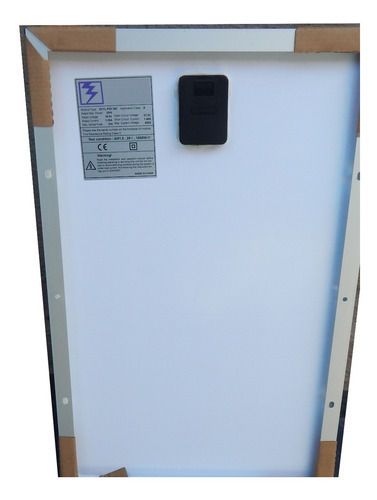 panel solar 25w policristalino